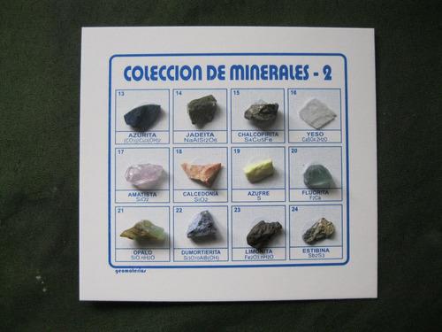 minerales_muestras de colección