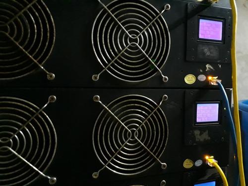 minero bitcoin antminer s4 50vde operativo completo 2th