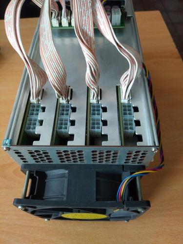 minero bitmain antminer l3+ con fuente original 1600w