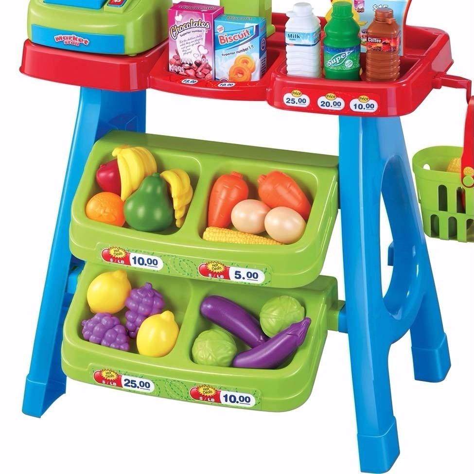 Minha fruteira infantil banca de frutas mercadinho - Carro de frutas ...