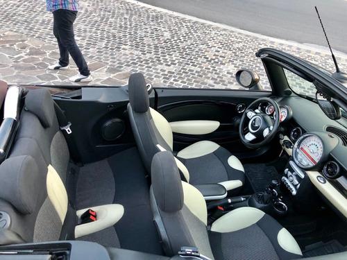 mini 2010 peper convertible1.6