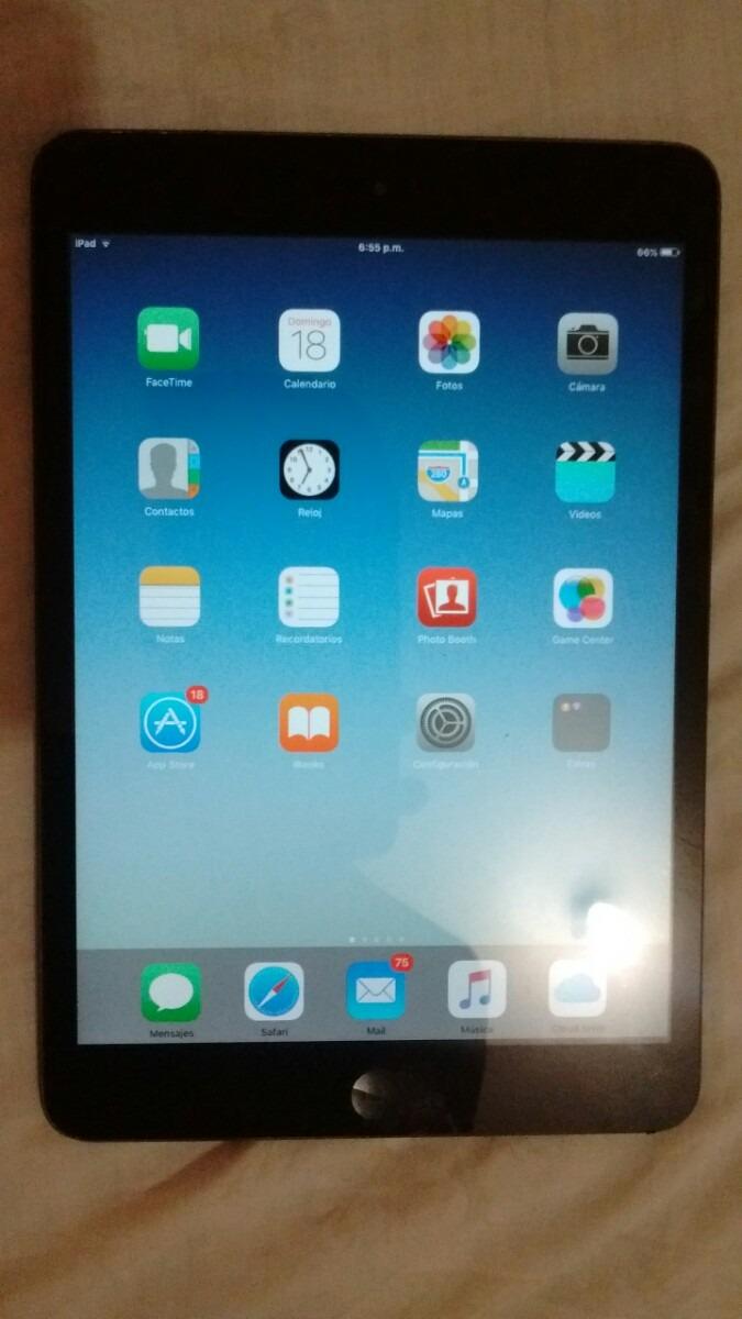 Nuevo iPad Mini 2 con Pantalla Retina    Características ...