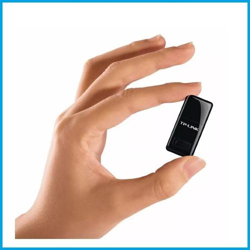 mini adaptador inalambrico usb tp-link tl-wn823n 300mb