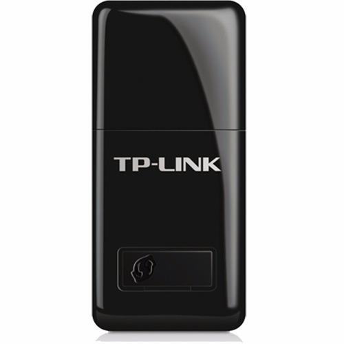 mini adaptador usb inalambric n de 300mbps tl-wn823n tp-link