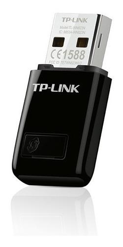 mini adaptador usb inalámbrico n de 300mbps tp-link / itech