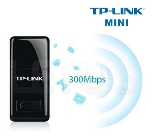 mini adaptador usb wifi tl-wn823n 300 mbps compacto tp-link