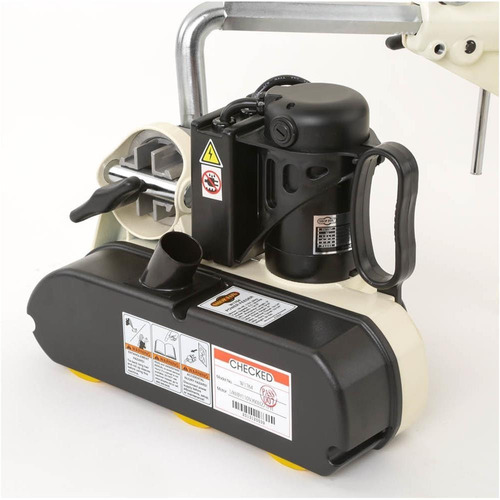 mini alimentador de potencia de 1/8 hp shop fox w1764 carpintero carpintería