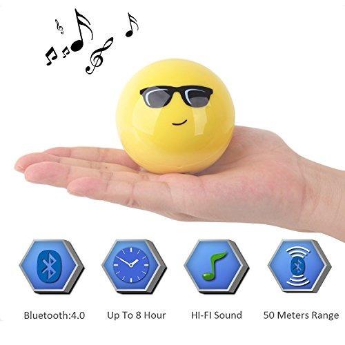 mini altavoz inalámbrico bluetooth alta fidelidad sonido con