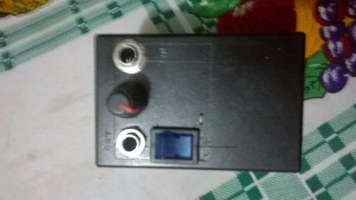 mini amplificador booster o bien ampli de audifonos