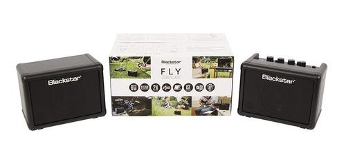 mini amplificador guitarra blackstar 3w + caixa 1x3 oferta!