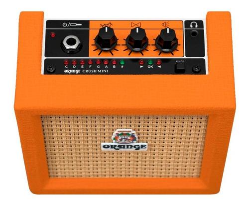 mini amplificador guitarra orange combo transistor crush mini oferta!