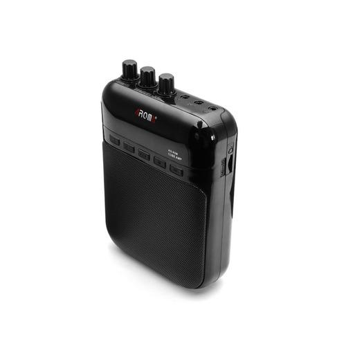 mini amplificador guitarra portatil con bateria y grabadora