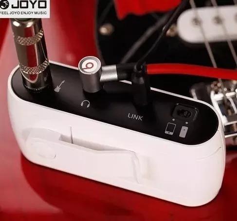 mini amplificador joyo i-plug - guitarra-baixo pronta entreg