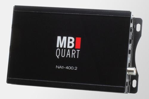 mini amplificador mbquart na1400.22 canales clase d, micro