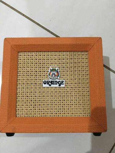 mini amplificador orange micro crush