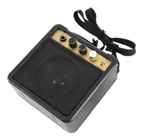 mini amplificador para guitarra violão caixa amplificadora