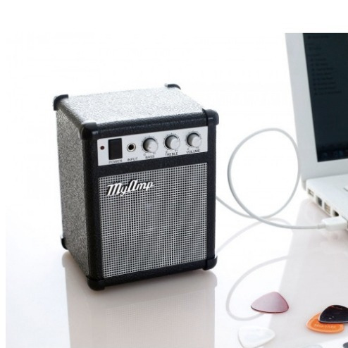 mini amplificador usb - belgrano