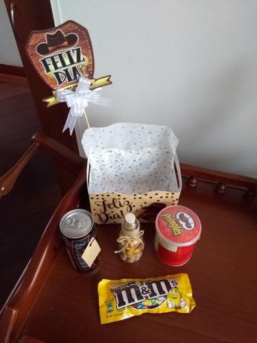 mini ancheta plus. regalo caja sorpresa día del padre bogotá