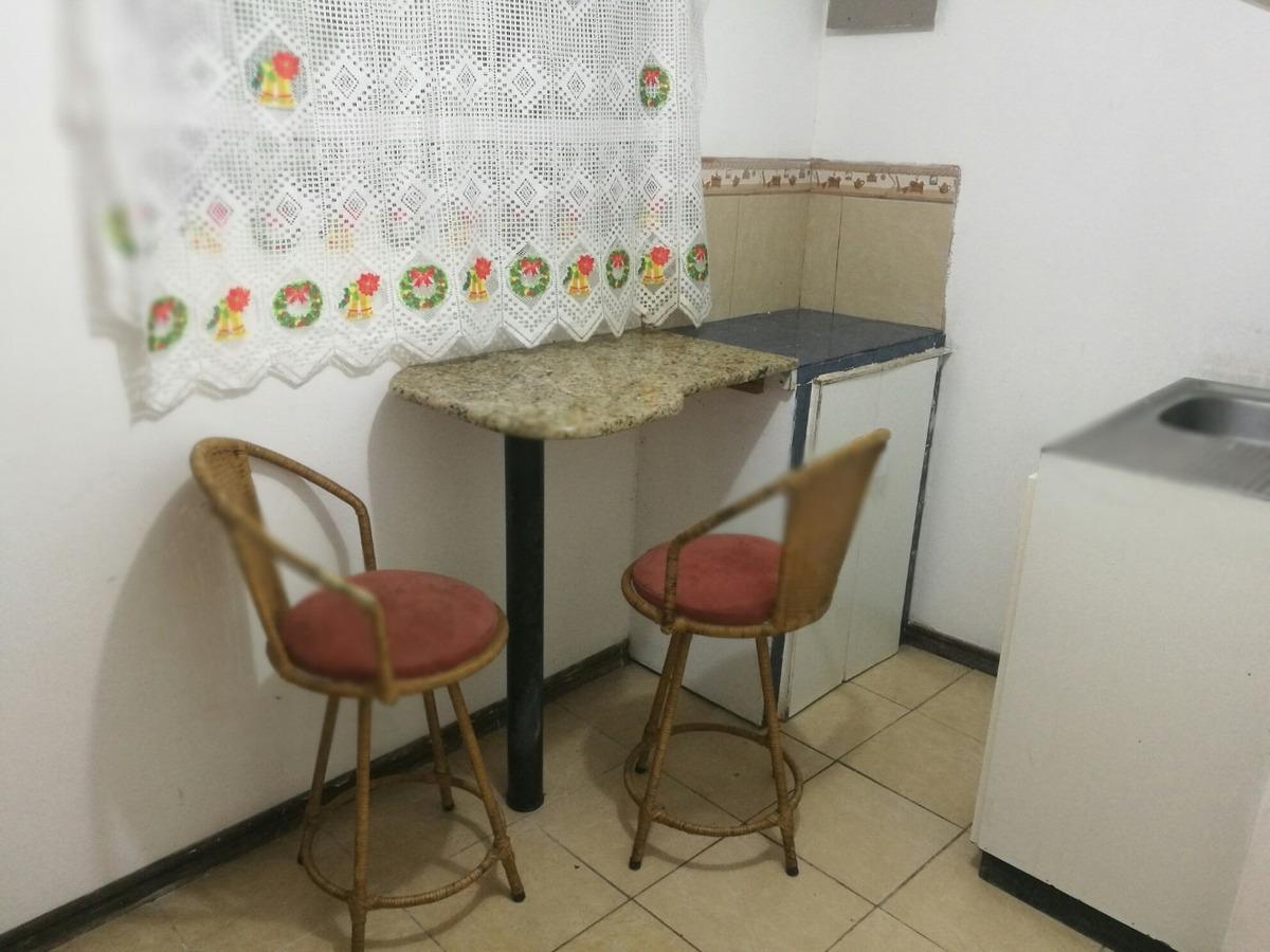 mini apartamento muy bonito y seguro.  persona sola