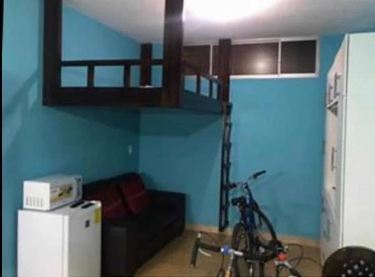 mini apartamento para estudiante o pareja. bien ubicado! 22m