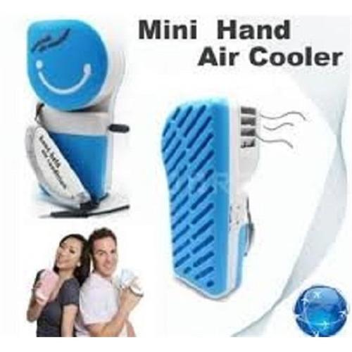 mini ar condicionado ventilador portátil ambiente