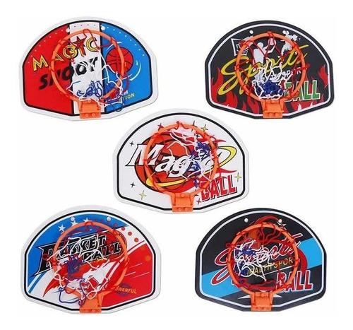 mini aro basquet infantil tablero red pelota basket dia niño