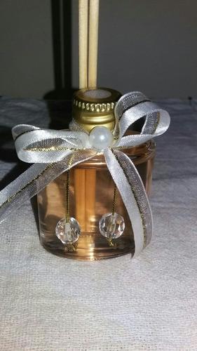 mini aromatizador com aroma a escolher