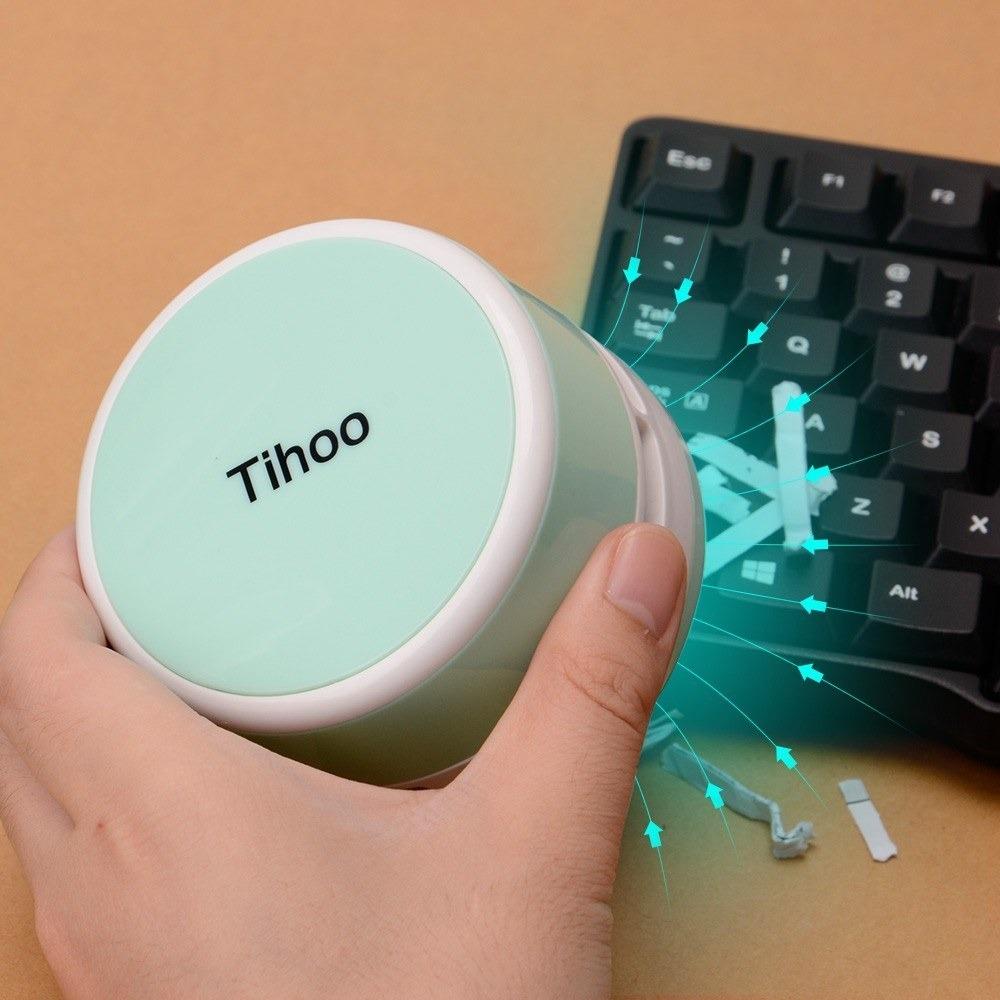 officecode Mini mesa polvo aspiradora