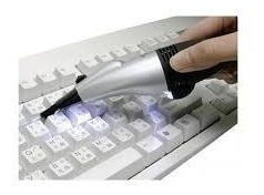 mini aspiradora usb  p/ teclados notebook pc computadora etc