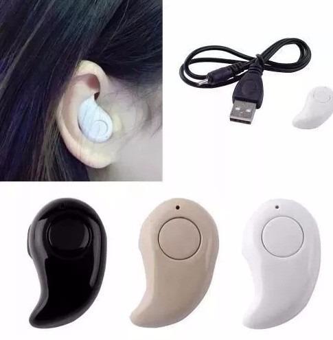 mini audifono bluetooth s530  llamadas y musica manos libres