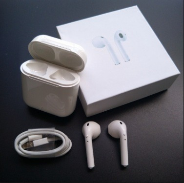 mini audífonos i9s bluetooth tipo airpods p/ android y apple
