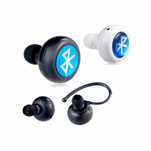 mini auricular bluetooth discreto microfono llamadas música