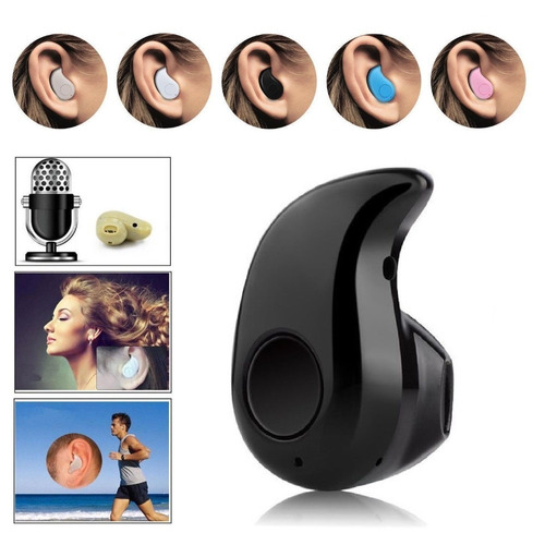 mini auricular s530 bluetooth v. 4.1 invisible manos libres