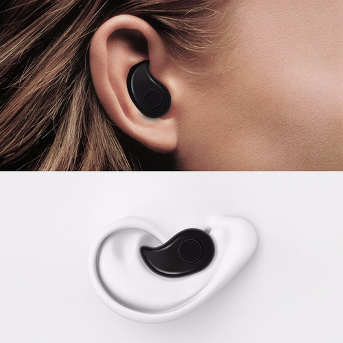 mini auricular s530 invisible  hands free via bluetooth 4.0