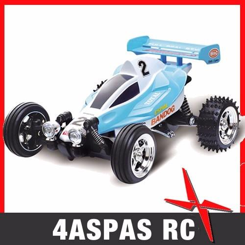 mini auto buggy rc radio control - mira el video! - 4aspas