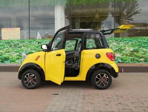mini auto chevier 100% electrico exonerado para pico y placa