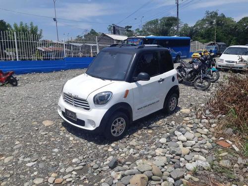 mini auto chevier 100% electrico para 4 personas