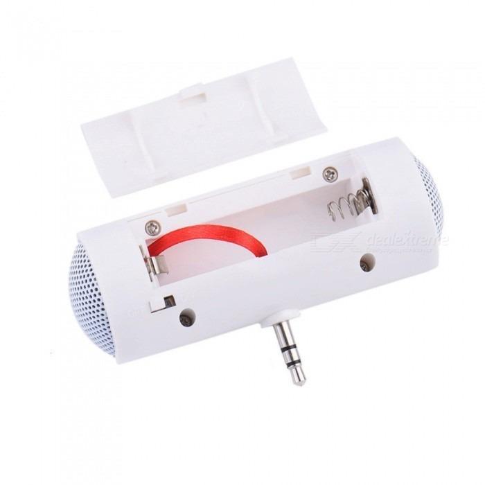 Mini Auto Falante Speaker P2 Mp3 Mp4 Ipod Celular R 2499 Em