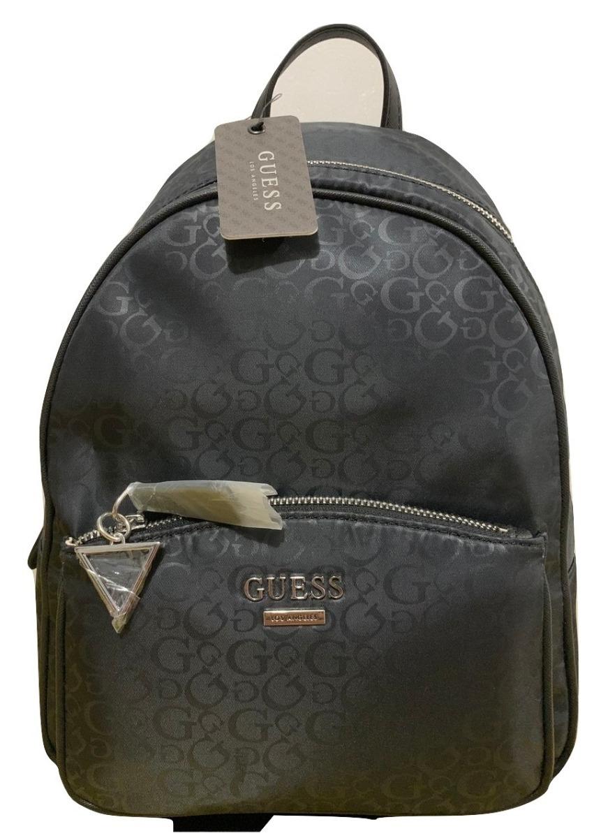Angeles Backpack Original Moda 2019 Guess Mini Mochila Los xBredCo