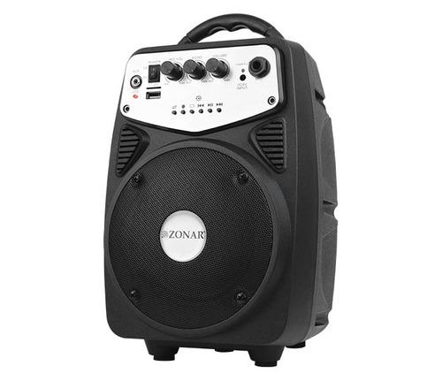 mini bafle amplificado bluetooth recargable portátil usb