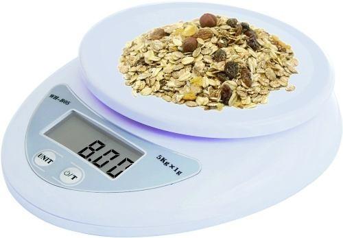mini balança 5 quilos digital alta precisão cozinha unli@