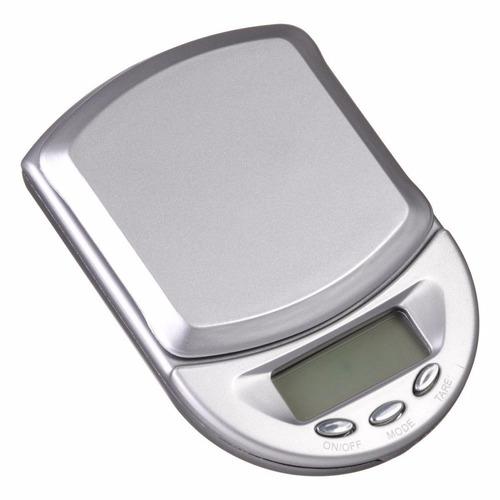 mini balança digital alta precisão 0,1 a 500g  a04