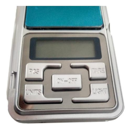 mini balanza digital 0.1 a 500gr precision joyero visor led
