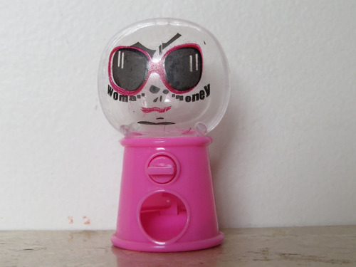 mini baleiro candy machine - pacote 10 unidades menor preço