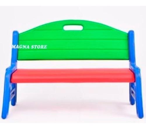 mini banco plaza silla infantil 2 lugares rodacross 1a6 años