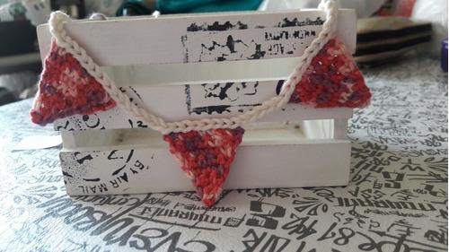 mini banderines deco souvenir tortas casa de muñecas