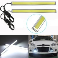 mini barra led cob 7w 17cm blanco 6000k hid carro y moto