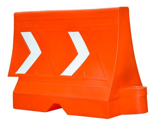mini barrera para transito señalamiento reflejante nuevo
