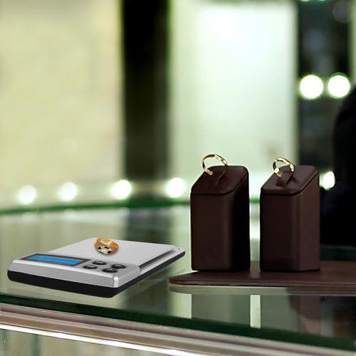 mini bascula digital gramera joyera de 0.1grs a 1000 grs