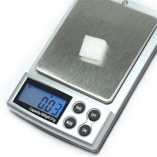 mini bascula digital joyera gramera de 0.01grs a 500grs xto